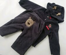 CHILD OF MINE BY CARTER'S 3-6 BABY 2PC SANTA'S FAVORITE CHRISTMAS OUTFIT