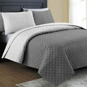 SALE!! Tagesdecke Steppdecke doppelseitig Bettüberwurf Decke Bettdecke 2in1 HIT!