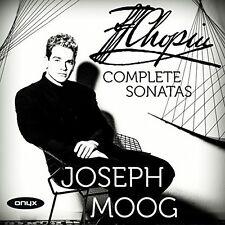 Joseph Moog - Chopin: Complete Piano Sonatas [New CD]