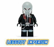 LEGO Space Police 3 - Alien Skull Twin - minifig sp101 - RARE! FREE POST