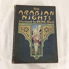 RENE BULL The Arabian Nights Illustrated Dodd Mead & Co 1912