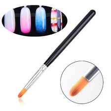 HOT Nail Art Gradient Color Brush Pen UV Gel DIY Painting Drawing Manicure Tools