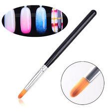 Pluma Acrílico UV Gel cepillo Pintura Dibujo Arte uñas manicura Herramienta BGV