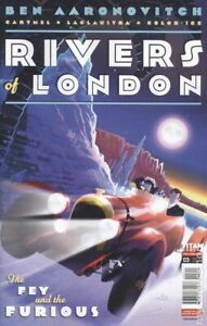 Rivers Of London Fey And The Furious #3 VF 2020 Stock Image
