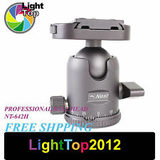 NEST Professional Ball Head NT-642H Max. Loding 25kg