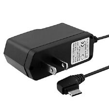 Replacement Wall Home Charger for Samsung SGH-D900 Black Carbon T509 U600 T809