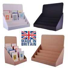 More details for stand-store cardboard counter top display stands - range of colours & sizes
