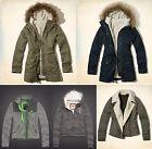 NWT Womens Hollister All Weather Fleece Fur Sherpa Jacket Parka Coat Sz XS/S/M/L