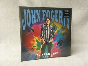 John Fogerty (2019) • 50 Year Trip: Live at Red Rocks • NEW/SEALED Vinyl