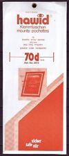 hawid  2070 Streifen 210x70 d mm glasklar