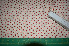 TINY TOTS by RED ROOSTER* 18180- red * NEW QUILT COTTON * By The Yard