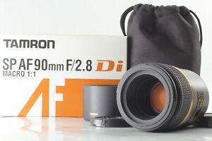 [TOP MINT] TAMRON SP AF 90mm F2.8 Di MACRO lens for Nikon F 272ENII JAPAN