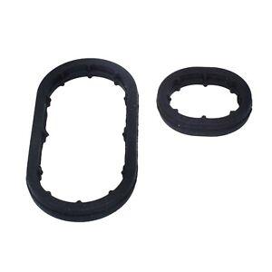 For Mercedes-Benz Engine Oil Cooler Seal Ring Gasket Set 1121840261 1121840361