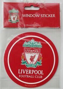 Liverpool Football Club Official LFC Product Car / Bedroom / Etc Window Sticker