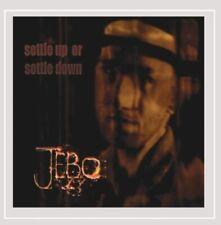 """(42) Jebo –""""Settle Up Or Settle Down""""- Rare UK Prog Rock CD 2010-JEBOCD003- New"""