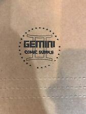 Gemini Comic Book Flash Mailer - X2 - (Two Count)