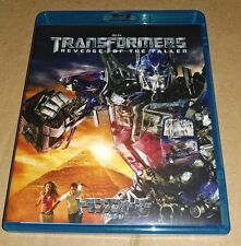Transformers REVENGE OF THE FALLEN JAPAN Import BLURAY Shia LaBeouf Megan Fox