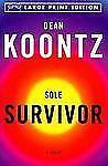 Sole Survivor-ExLibrary