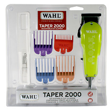 Wahl Professional Taper 2000 Professional cord hair clipper - GREEN