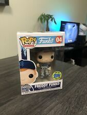 FUNKO POP! Everett Aquasox Freddy Funko 04 Funko Field Exclusive Limited Edition