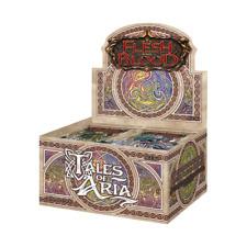 Flesh & Blood TCG - Tales of Aria First Edition Booster Display - OVP Neu! EN