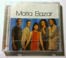 RARE NEW SEALED - MATIA BAZAR 2007 CD EMI SOLO GRANDI SUCCESSI ITALO EURO DISCO