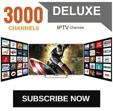 IPTV SUBSCRIPTION SERVICE 1 MONTH (USA / UK / ARABIC/ HINDI  /INTL) TOP SERVER