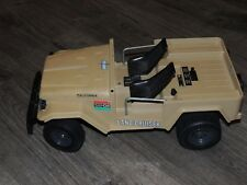 Vintage 1980s Nikko Toyota Land Cruiser G6 Off-Road Special R/C Car NICE!