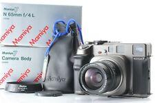 【NEAR MINT+3】 Mamiya 7 Medium Format Rangefinder Body w/ N 65mm F/4 L From JAPAN