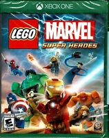 LEGO Marvel Super Heroes Xbox One New 100 Playable Characters Hulk Juggernaut