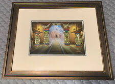 New ListingDisney Wdw Expedition: Pins Character Statues Framed 4 Pin Set Le 100 Rare Htf!