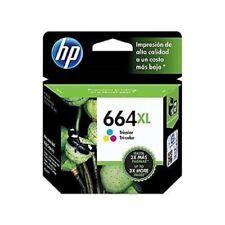 Hp 664 XL TRI-COLOR INK GENUINE CARTRIDGE HP DESKJET F6V30AL