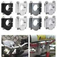 """22mm 7//8/"""" Handlebar Clamp Riser For Yamaha TT R250 2005-2006 DT 125 2000-2004"""