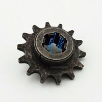 T8F 14T Tooth Gear Box Front Pinion Sprocket 47 49 cc Dirt Pocket Mini Moto Bike