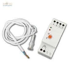 Dämmerungsschalter, Schalttafel-Einbau, IP65, 230V, Dämmerungssensor Schalter