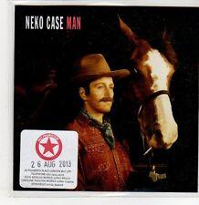(ER495) Neko Case, Man - 2013 DJ CD