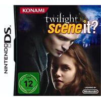 NDS Spiel Scene It? - Twilight: Biss zum Morgengrauen