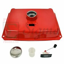 New 4 Gallon Red Fuel Tank Fits Most Silent Enclosed 5 7kw Diesel Generator