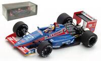 Spark S4818 Larrousse Lola LC87 Australian GP 1987 - Yannick Dalmas 1/43 Scale