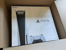 Brand New Sony PS5 Blu-Ray Edition Console - White