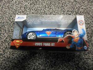 Jada Diecast 1:32 scale Hollywood Rides Superman Car **RARE**