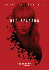 RED SPARROW NEW DVD