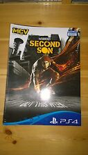 MCV Magazine ~ March 21st 2014 ~ 'Infamous: Second Son' ~ Trade only magazine