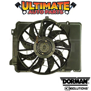 Radiator Cooling Fan (3.8L V6) for 90-95 Ford Taurus