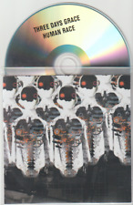 Three Days Grace 'Human Race' 1 Track PROMO CD (2015)