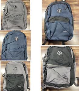 Volcom Academy Backpack One Size Choose Color Men's School