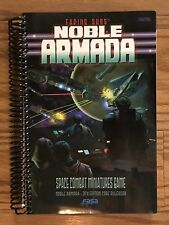 Fading Suns RPG: Noble Armada 3rd Edition Core Rulebook