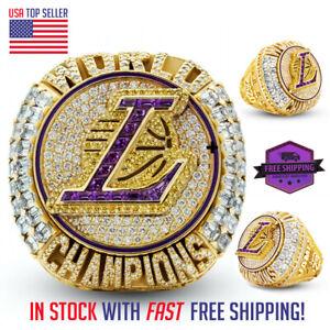 USA - Official 2020 Los Angeles Lakers NBA Championship Ring - LeBron James Kobe