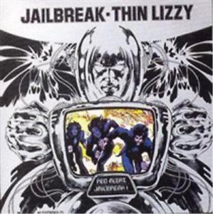 Thin Lizzy-Jailbreak CD NUOVO