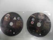The Lord Of The Rings The Return Of The King 2 Disc Set DVD R2 PAL - DISC ONLY